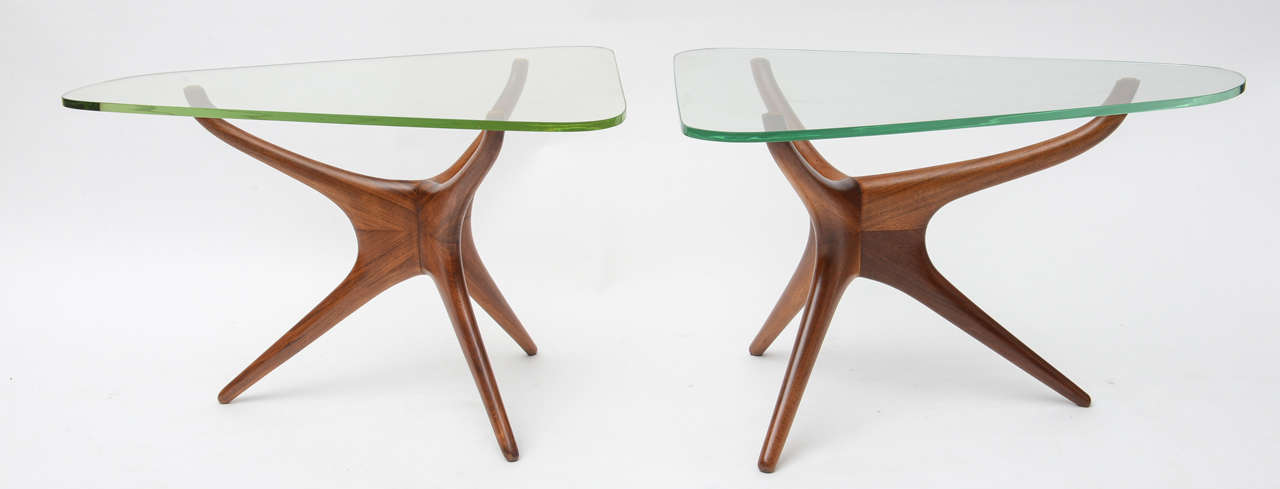 Kagan Coffee Table.Vladimir Kagan Side Tables Galere