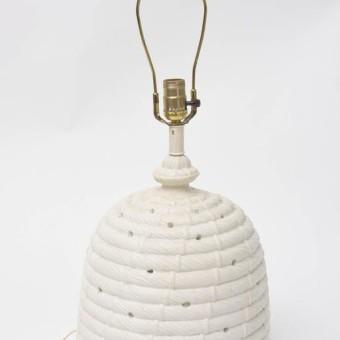 john dickinson beehive table lamp no shade
