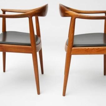 hans wegner classic chairs