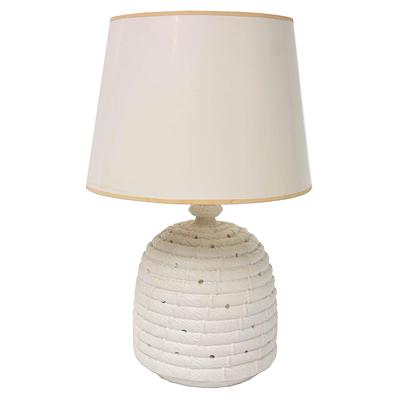 john dickinson beehive table lamp