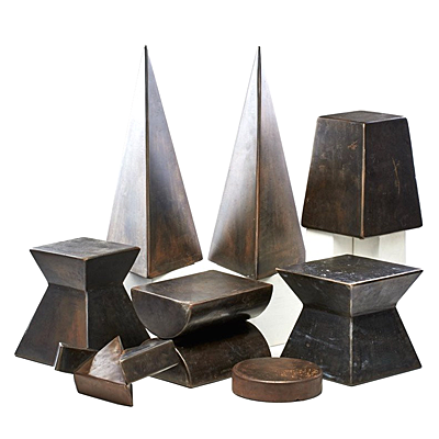 geometric-sculptures